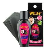 泰國 White 鼻頭粉刺竹炭凝膠 30g ◆86小舖 ◆ 黑頭/白頭