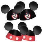 迪士尼 裝扮 迷你造型帽8入-米奇...