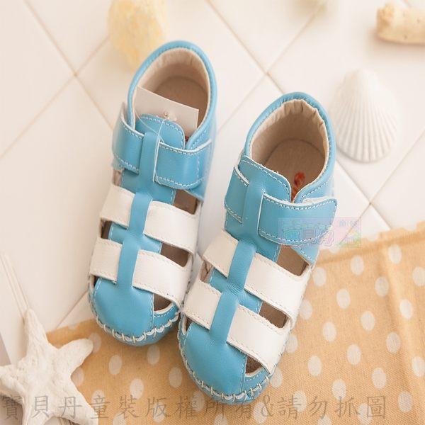 ☆╮寶貝丹童裝╭☆ Nikokids學步鞋 寶寶鞋 童鞋 彌月禮 手工真皮學步鞋《羊皮+兩片軟膠底》新款