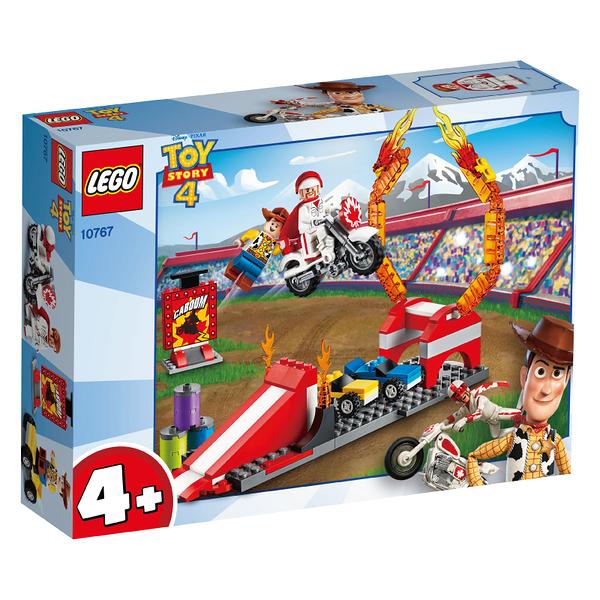 樂高 LEGO 10767 玩具總動員系列 Duke Caboom's Stunt Show