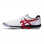 Asics Gel-blade 7 [1071A029-101] 男鞋 運動 羽球 避球 緩衝 耐磨 透氣 舒適 白 紅