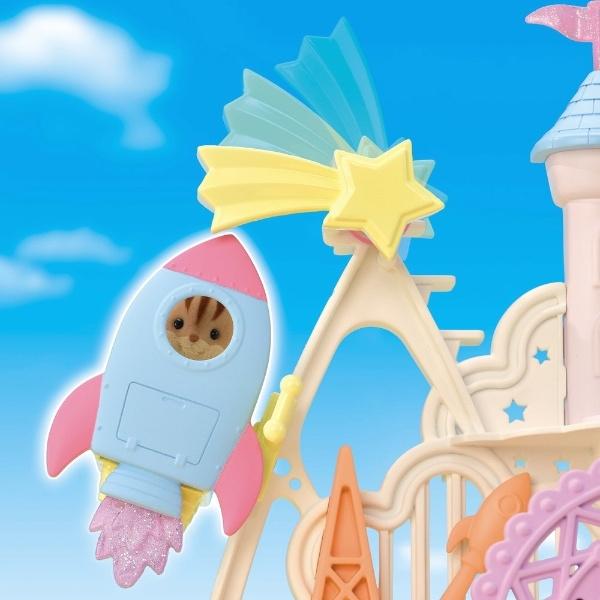 《 森林家族 》夢想城堡遊樂園 / JOYBUS玩具百貨