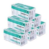 (箱購)HomeZone連續抽取式花紋衛生紙110抽10包x6袋
