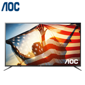 [AOC 美國品牌]50吋 4K HDR+智慧聯網淨藍光液晶顯示器 50U6090