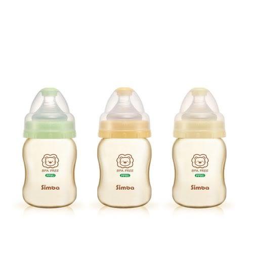 小獅王辛巴 simba PPSU 寬口葫蘆小奶瓶200ml(S6186)[衛立兒生活館]