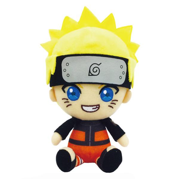 【漩渦鳴人絨毛玩偶】火影忍者 鳴人 絨毛玩偶 娃娃 Naruto 日本正版 該該貝比日本精品