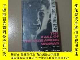 二手書博民逛書店THE罕見CASE OF THE Screaming Woman
