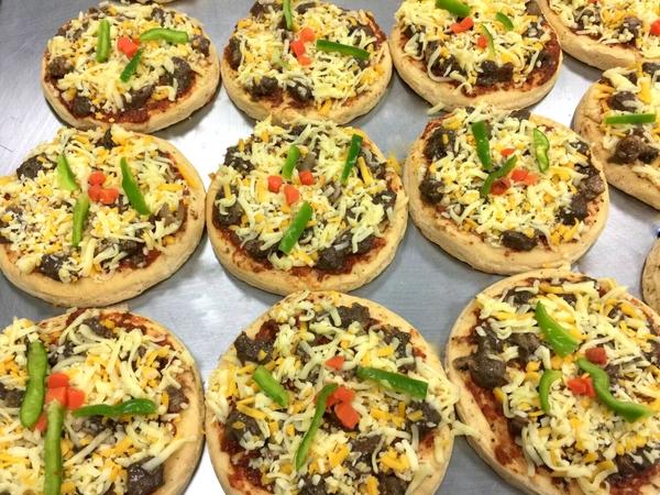 瑪莉屋口袋比薩pizza【披薩4片組】免運