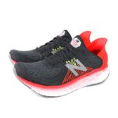 NEW BALANCE Fresh Foam 1080 跑鞋 運動鞋 深灰/紅 男鞋 M1080M10-2E no742