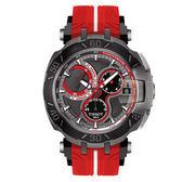 ✶快樂時光鐘錶✶◆TISSOT◆ 天梭 T-RACE系列JORGE LORENZO 限量版賽車錶 T092.417.37.061.02
