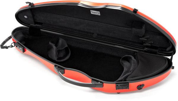 【金聲樂器廣場】 BAM 2000 XL / 2000XL Hightech 橘紅色 4/4 小提琴 盒 硬盒
