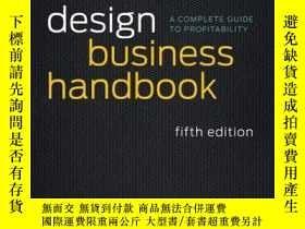 二手書博民逛書店The罕見Interior Design Business Handbook: A Complete Guide