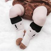 日系可愛表情止滑中筒襪 中筒襪 襪子 童襪 止滑襪