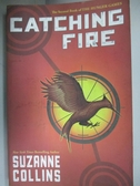 【書寶二手書T7/原文小說_IHO】Catching Fire_Collins, Suzanne