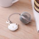 Gift concept白貓濾茶器-生活...