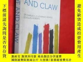 二手書博民逛書店Hoof罕見and Claw 【詳見圖】Y5460 Sir Ch