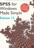 二手書R2YBv 2000年《SPSS for Windows Made Sim