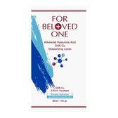 寵愛之名多分子玻尿酸藍銅保濕乳液50ml