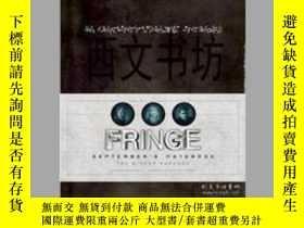 二手書博民逛書店【罕見】2013年出版 Fringe: September s