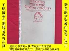 二手書博民逛書店DESIGNING罕見PNEUMATIC CONTROL CIRCUITS (氣動控制回路設計 ) (小16開)