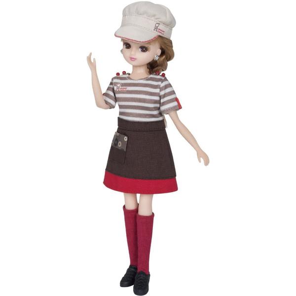 莉卡娃娃Licca Mister Donut制服