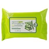 韓國 FROM NATURE 蘆薈保濕卸妝濕巾(30抽)【小三美日】