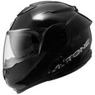 【東門城】ASTONE RT1300F AI5 素色(黑) 可掀式安全帽 雙鏡片 玻璃纖維