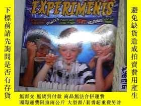 二手書博民逛書店AWESOME罕見EXPERIMENTS (09)Y203004