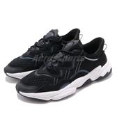 adidas 休閒鞋 Ozweego 黑 白 男鞋 老爹鞋 運動鞋 【PUMP306】 EH1200