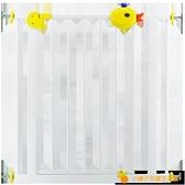 兒童安全門樓梯口護欄樓梯圍欄寵物門欄隔離欄桿門小柵欄門防護欄【小橘子】