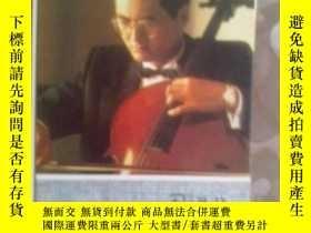 二手書博民逛書店罕見明信片:周潤發(空白明信片)12570