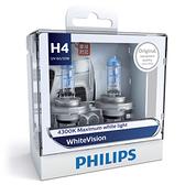 PHILIPS車燈 璀璨之光WhiteVisionH1
