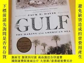 二手書博民逛書店The罕見Gulf:The Making of An American SeaY227550 Jack E.