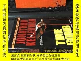 二手書博民逛書店定時炸彈罕見TIME BOMB(Jonathan Kellerman) 英文原版Y1767 Jonathan