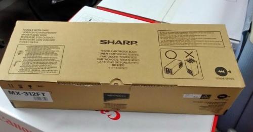 【第二支8折】夏普Sharp MX-312FT原廠碳粉匣MX364N ,MX314N ,MX-M264N /,MX-M310N ,MX-M260N