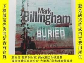 二手書博民逛書店Mark罕見BillinghamY319155 BURIED 外文出版社 出版2006