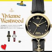 Vivienne Westwood 英國時尚精品腕表 32mm/土星/設計師款/女錶/VV108BKBK 現貨+排單!