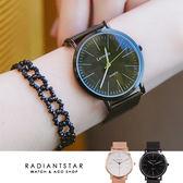 正韓LAVENDA再見西雅圖可調金屬鍊帶手錶對錶【WLA332】璀璨之星☆