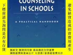 二手書博民逛書店Multicultural罕見Counseling In Schools: A Practical Handboo