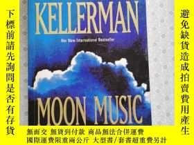 二手書博民逛書店16開英文原版罕見Moon MusicY281995 Faye Kellerman Headline Fe