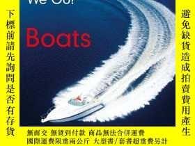 二手書博民逛書店Boats罕見(Bookworms: We Go!)-船(書蟲:我們走!)Y443421 Dana Meach