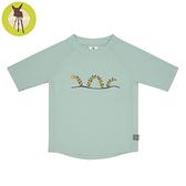 【新品上市】德國Lassig-嬰幼兒抗UV短袖泳裝上衣-小蛟龍