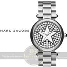 MARC JACOBS國際精品Dotty海洋之星晶鑽時尚腕錶MJ3477公司貨/精品/獨立設計師