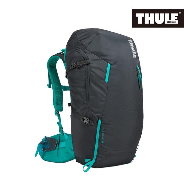 THULE-AllTrail系列35L女用登山包-曜石黑
