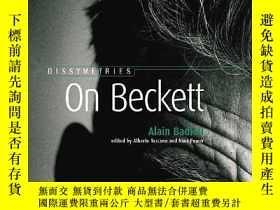 二手書博民逛書店Samuel罕見Beckett: A Critical Stud