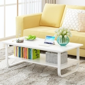茶几簡約現代陽臺小桌子小戶型客廳簡易小茶機桌長方形創意矮桌 超值價