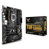 【INTEL超值A套餐】Intel i3-8100+華碩 TUF B360-PLUS GAMING+PH-GTX1050-3G鳳凰版+送雪原豹鼠墊
