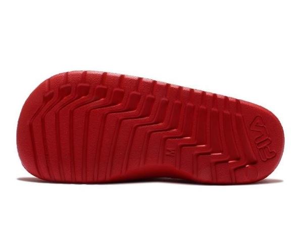 FILA 防水 輕量 基本款涼拖鞋 NO.4S355Q221