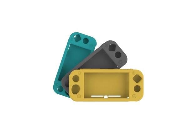 新品Switch lite游戲機硅膠保護套 switch mini掌機全包保護殼盒