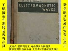 二手書博民逛書店electromagnetic罕見waves(H3023)Y17